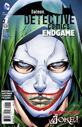 Detective Comics Endgame Vol 1 1