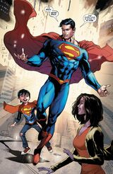 Rebirth of the true Superman.
