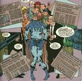 Blue Beetle Ted Kord 0055