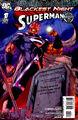 Blackest Night Superman Vol 1 1 Variant