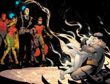 Damian is resurrected at last