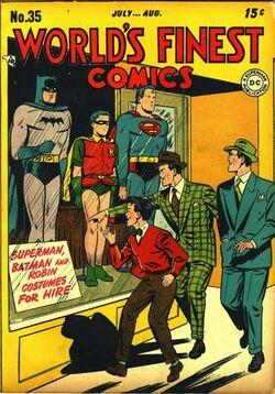 World's Finest Comics 35