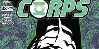 Green Lantern Corps Vol 3 38