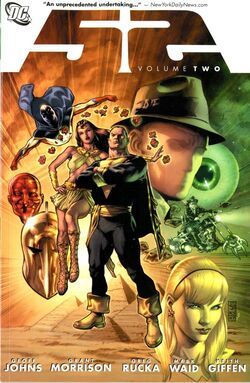 Cover for the 52 Vol. 2 Trade Paperback