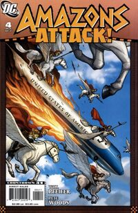 Amazons Attack! Vol 1 4