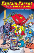 Captain Carrot and the Final Ark TPB