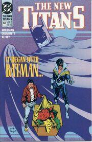 New Teen Titans Vol 2 65