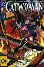 Catwoman Vol 2 2