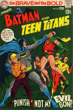 Brave and the Bold #83Cover by Neal Adams