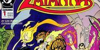 Zatanna/Covers