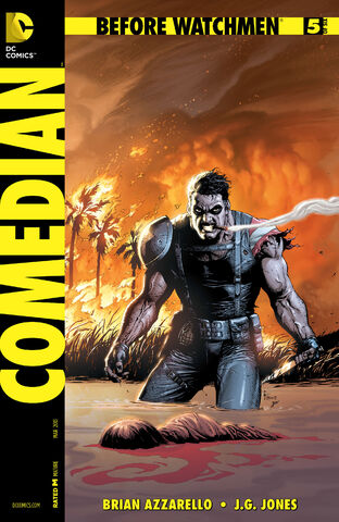 File:Before Watchmen Comedian Vol 1 5 Variant.jpg