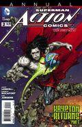 Action Comics Annual Vol 2 2