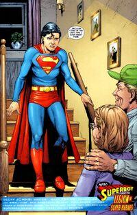 Superboy Secret Origin 01
