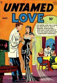 Untamed Love Vol 1 1