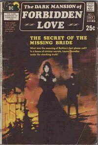 Dark Mansion of Forbidden Love 1