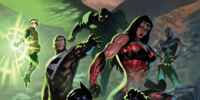 Justice League Unlimited (Futures End)/Gallery