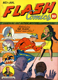 Flash comics 1