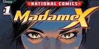 National Comics: Madame X Vol 1 1