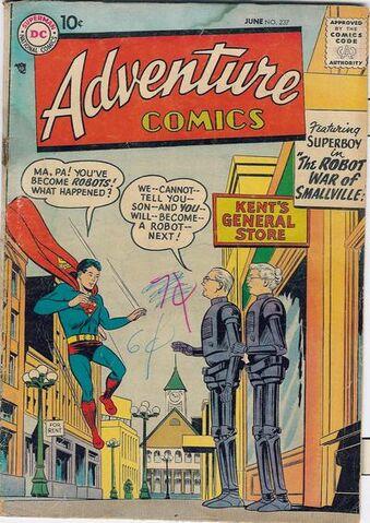 File:Adventure Comics Vol 1 237.jpg