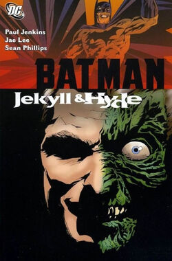 Cover for the Batman: Jekyll and Hyde Trade Paperback