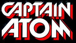 Captain Atom (1986-1991) logo