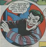 Stealing the Batmobile