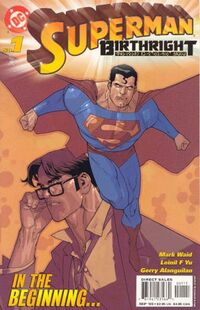 Superman Birthright 1