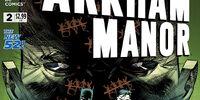 Arkham Manor Vol 1 2