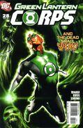 Green Lantern Corps Vol 2 28