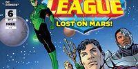 General Mills Presents: Justice League Vol 1 6