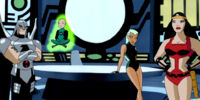 Justice League Unlimited (DCAU)/Gallery