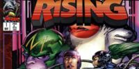 WildStorm Rising/Covers