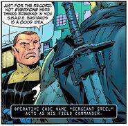 Sarge Steel Prime Earth 0001