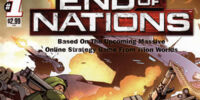 End of Nations/Covers