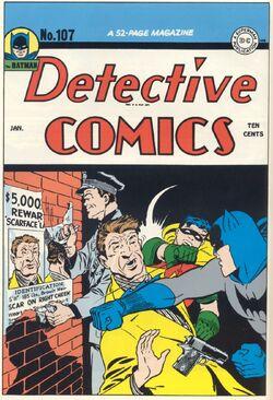 Detective Comics 107