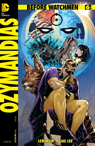 File:Before Watchmen Ozymandias Vol 1 6 Variant.jpg