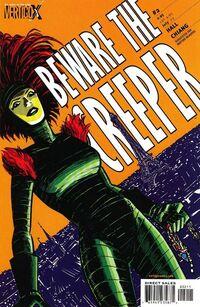 Beware the Creeper Vol 2 2