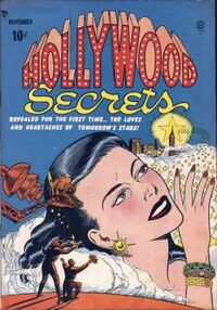 Hollywood Secrets Vol 1 1