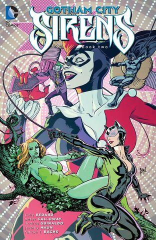 File:Gotham City Sirens Book Two TPB.jpg