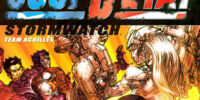 Coup d'État: Stormwatch: Team Achilles Vol 1 1