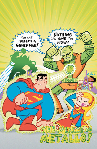File:Superman Family Adventures Vol 1 6 Textless.jpg