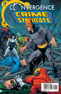 Convergence Crime Syndicate Vol 1 2