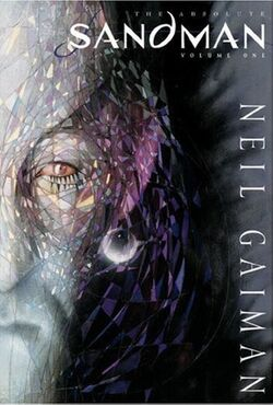 Cover for the The Absolute Sandman, Volume One Trade Paperback