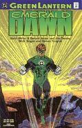 Green Lantern Emerald Dawn 1991