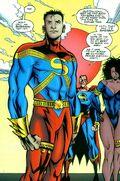 Quetzal Dead Earth Superboy