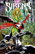 Gotham City Sirens Songs of the Sirens