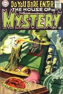 House of Mystery v.1 176