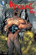Swamp Thing Vol 5 23.1 Arcane
