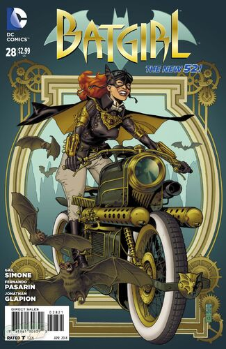 Steampunk Variant by [[J.G. Jones]]