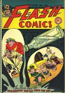 Flash Comics 54